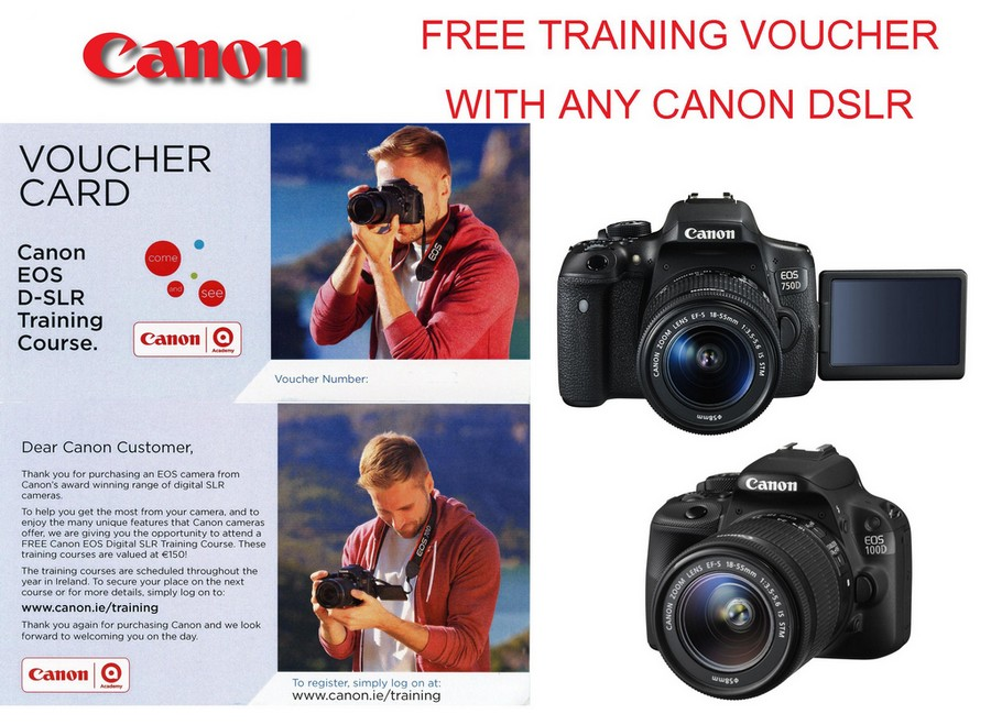 Canon training